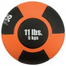 11 lb. / 5 Kg Reactor Rubber Medicine Ball (Orange)