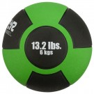 13.2 lb. / 6 Kg Reactor Rubber Medicine Ball (Kelly Green)