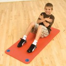 """48"""" Exercise Mat with Grommets"""