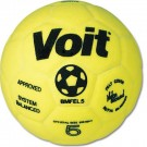 Voit Size 5 Indoor Felt Soccer Ball