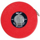 100' Fiberglass Measuring Tape