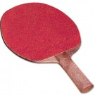 Unistructure Table Tennis Paddle with Rubber Face (1 Dozen) by