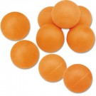 Orange Deluxe Recreational Table Tennis Balls (1 Gross - 144 Balls)