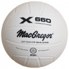 MacGregor® X660 Soft Touch Leather Volleyball