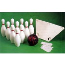 Cramer's Deluxe Bowling Pin Set (Pins Only) by