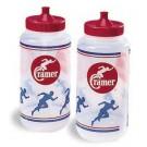Cramer 1 Quart Big Mouth Plastic Squeeze Bottles - Case of 96 Bottles