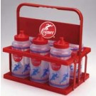 Collapsible Water Bottle Carrier - Case of 6