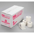 """2"""" White Cramer Pro-Lastic Tear Stretch Tape - Case of 24 Rolls by"""
