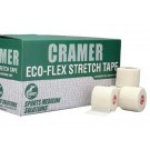 "Cramer 2"" x 6 yard Eco-Flex Stretch Tape (Case of 24)"