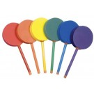 "12"" Badminton Foam Paddle Set by"