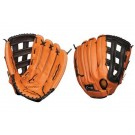 "14.5"" Leather Fielder's Softball Glove from Champion Sports (Worn on the Left Hand)"