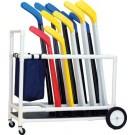 """45"""" x 19"""" Floor Hockey Cart"""