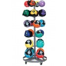 Select Fit 24 Medicine Ball Rack by
