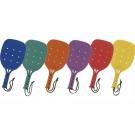 "Champion Sports 15"" Paddleball Racket Set (Pack of 6) by"