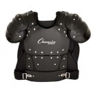 "17"" Outside Plastic Shield Professional Chest Protector"