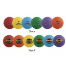 "8.5"" Rhino® Playground Sequence Utility Balls - Set of 6"