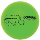 "6"" Rhino Skin® Neon Green Dodge Balls - Set of 6"