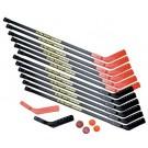 """47"""" Ultra Shaft Floor Hockey Set"""