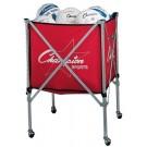 Folding Ball Cart