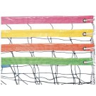 Neon Pink Volleyball Nets - Set of 2
