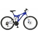 "Polaris RMK 18.5"" Dual Suspension Mountain Bike"