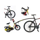 Trailgator Bicycle Accessory (Black)
