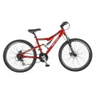 Victory Vegas Jackpot 24 Speed Dual Suspension Mountain Bike