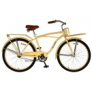 "Hollandia Holiday M1 26"" Bicycle (Ivory)"