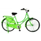 "Hollandia New Oma 26"" Bicycle (Electric Green)"