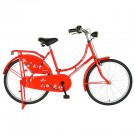 "Hollandia New Oma 24"" Bicycle (Red)"