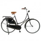 "Hollandia Oma 28"" Bicycle (Black)"