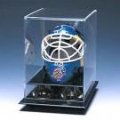 Mini Hockey Helmet Display Case by