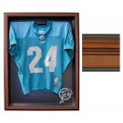 Medium Cabinet Style Jersey Display Case (Wood) by