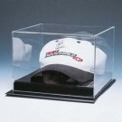 Cap Display Case with Acrylic Base by