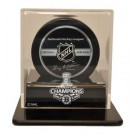 Boston Bruins 2011 Stanley Cup Champions Single Hockey Puck Display Case (UV Protected) by