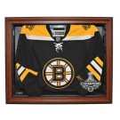 Boston Bruins 2011 Stanley Cup Champions Removable Face Jersey Display Case with UV... by