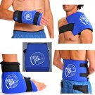 Pro Ice Basic Team Safety Kit (Includes Shoulder, Wrist, Knee / Multipurpose and Ankle Cold Therapy... by