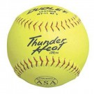 "11"" Thunder Heat WT11 Leather Softballs from Dudley Spalding - 1 Dozen"