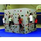 360 Degree Freestanding Climbing Wall from Everlast Climbing
