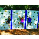 Playground Wall 12' W System For Outdoor Use from Everlast Climbing