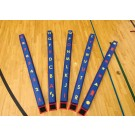 WeeKidz Balance Beam Complete Set of 5 from Everlast Climbing