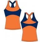 Auburn Tigers Ladies' Fit Yoga Tank Top (Medium)