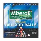 Deluxe Billiard Balls from Mizerak™