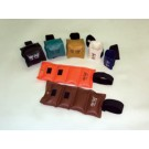 Cuff Rehabilitation Ankle and Wrist Weights (32 Piece Set) with Rack by
