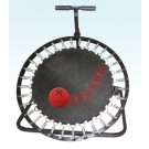 Cando Trampoline Ball Rebounder with 5 Balls - Circular by
