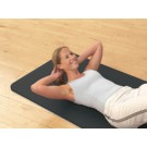 "24"" x 48"" x .6"" ArmaSport Fit-15 Exercise Mat (Black)"
