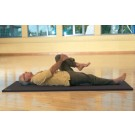 "40"" x 78"" x .6"" ArmaSport Power-15 Exercise Mat (Black)"