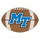 "Middle Tennessee State Blue Raiders 22"" x 35"" Football Mat"