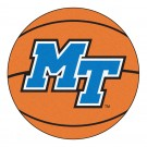 "Middle Tennessee State Blue Raiders 27"" Round Basketball Mat"