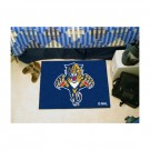 "Florida Panthers 19"" x 30"" Starter Mat"